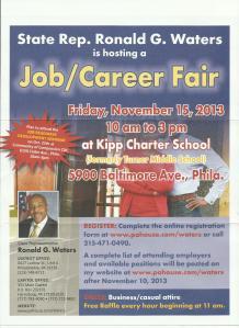 Job Fair  waters