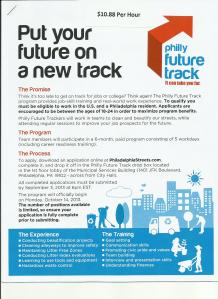 Philly Future Track