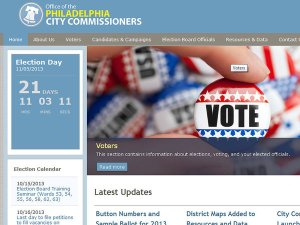 Phila_Voting_Website